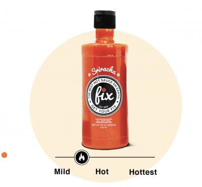 Free Sample of Habanero Ginger Sriracha