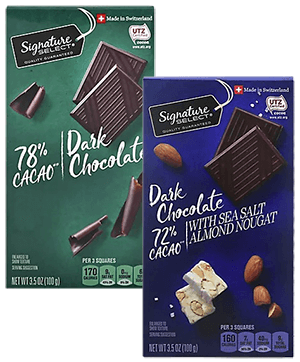 FREE Signature SELECT Chocolate Bar at Albertsons and Affiliate Stores