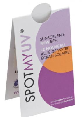Free Sample of SPOTMYUV® Sunscreen