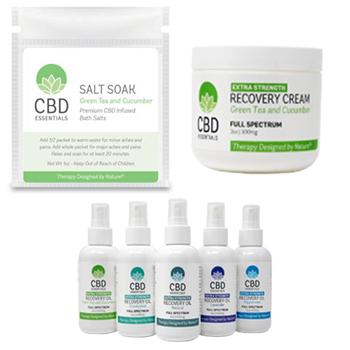 FREE CBD Essentials Product Sample