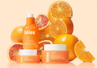 Free Sample of Bliss Skincare