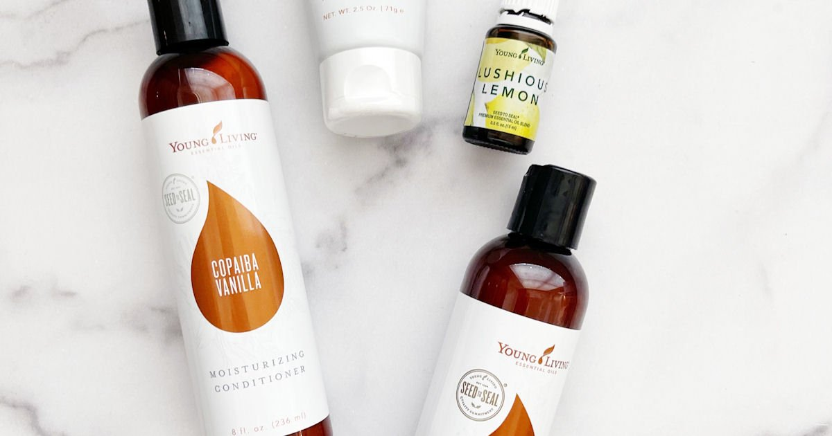 Free Young Living Summer Samples Set