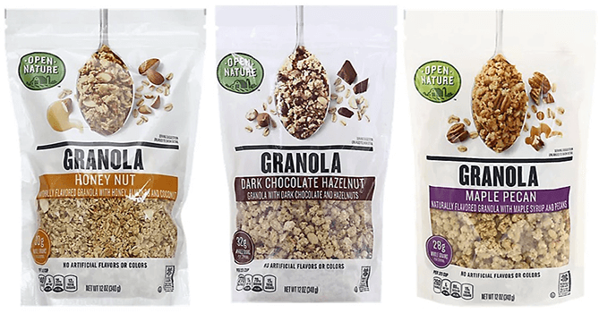 FREE Open Nature Granola at Albertsons and Affiliate Stores