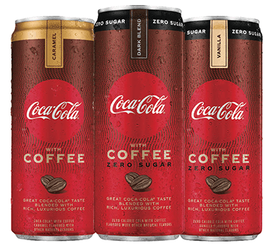 FREE Can of Coca Cola with Coffee at Giant Eagle