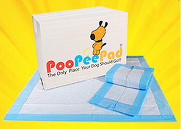 FREE PooPee Pads Sample