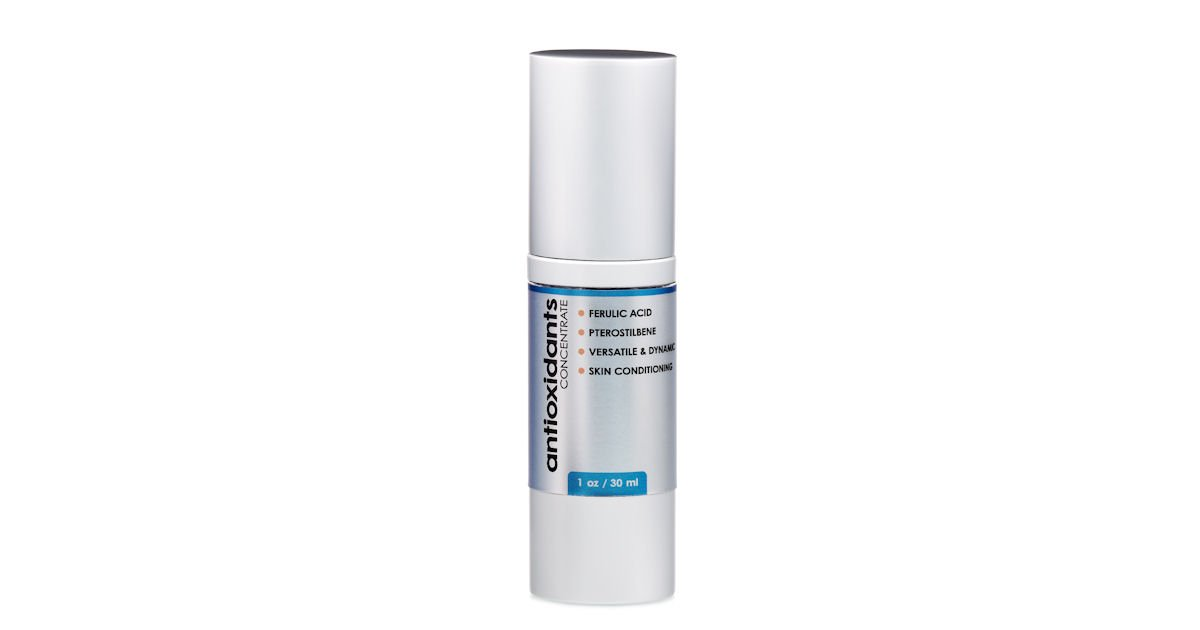 Free Your Best Face Antioxidants Concentrate Anti-aging Serum