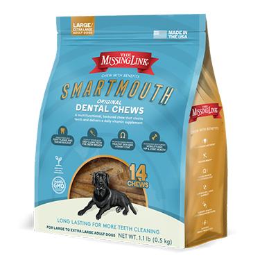 FREE Smartmouth Dental Chews Sample