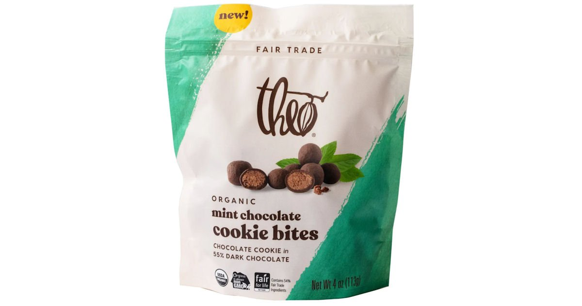 Free Theo Chocolate Cookie Bites After Rebate