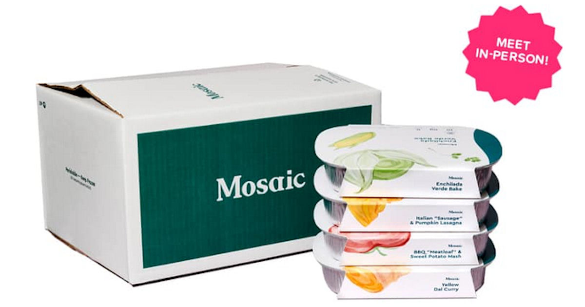 Free Mosaic Family Meals