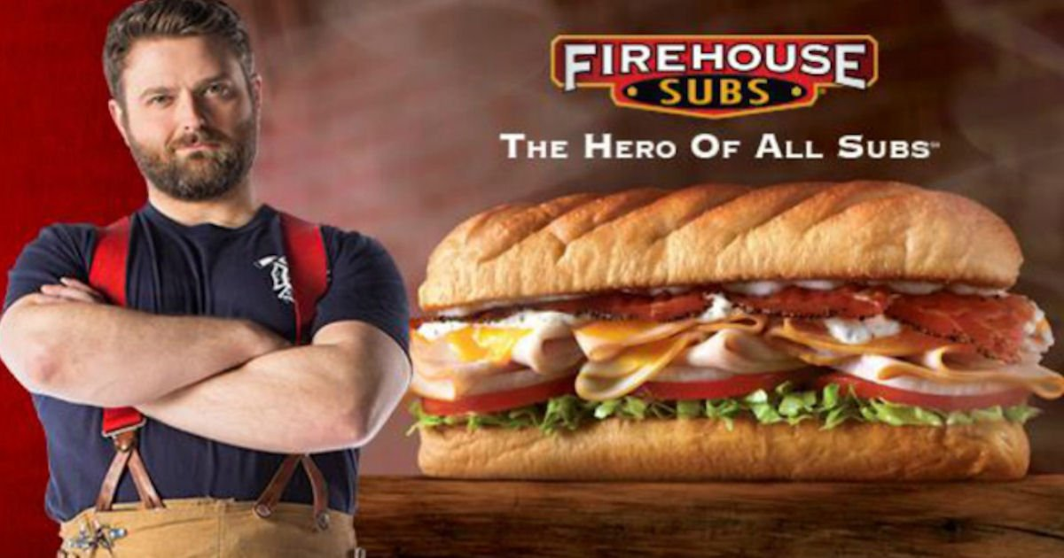 Free Large Dr. Pepper at Firehouse Subs