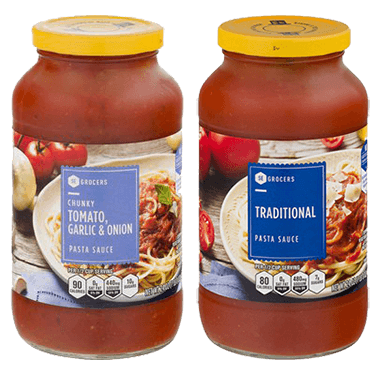 FREE SE Grocers Pasta Sauce at Winn-Dixie